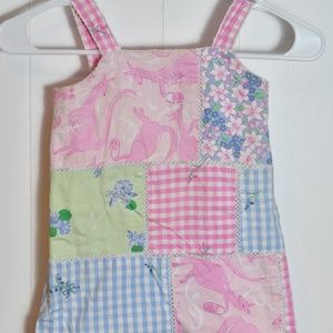 Girl's Lilly Pulitzer Dress 3T